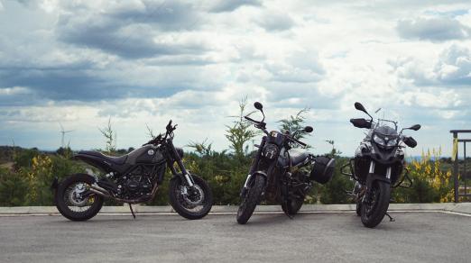 Benelli Leoncino trail TRK 502 X