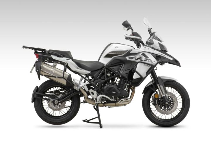 Benelli TRK 502 2020 lateral
