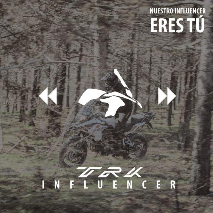 influencer trk